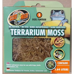 Photo de Terrarium Moss Mousse pour terrariums - PM chez Zone Aquatique