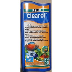 Photo de JBL Clearol clarificateur d'eau - 500 ml chez Zone Aquatique