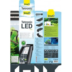 Photo de Tetra Tetronic LED ProLine 380 - 38 cm chez Zone Aquatique