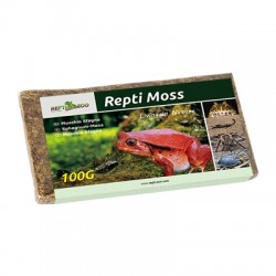 REPTIZOO Substrat Mousse Chile 100G