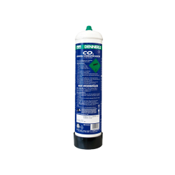 Dennerle Bouteille CO2 jetable - 1200g