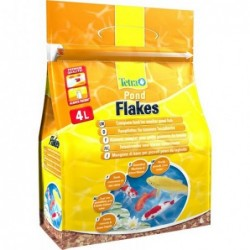 Photo de Pond Flakes flocons - 4 litres chez Zone Aquatique