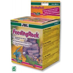 Photo de JBL Feeding Rock - Pierre distributrice alimentaire chez Zone Aquatique