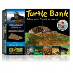 Photo de Turtle Bank plage pour tortue - Small chez Zone Aquatique