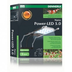 Photo de Dennerle Power Led 5.0 Nano - 5 W chez Zone Aquatique