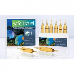 Photo de Prodibio Safe Travel bactéries anti-pathogènes - 6 ampoules chez Zone Aquatique