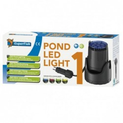 Photo de Superfish Pond LED - éclairage bassin - 1 pièce chez Zone Aquatique