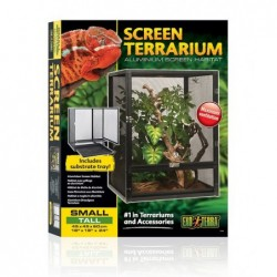 Photo de Screen Terrarium - 45 x 45 x 60 cm chez Zone Aquatique