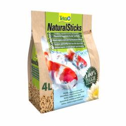 Tetra Pond Natural Sticks - 4 litres