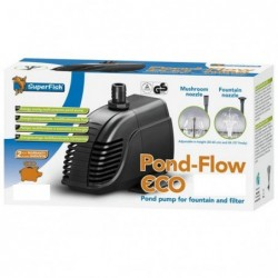 Photo de Pompe à eau bassin Pond Flow - 600 l/h chez Zone Aquatique