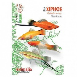 Animalia Editions Les xiphos - 64 pages