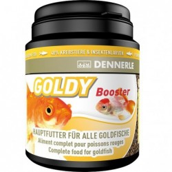 Aliment Dennerle Goldy Booster poissons rouges  - 200 ml