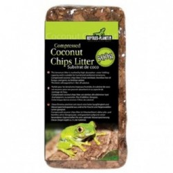 Photo de Reptiles Planet Compressed Coco Chips Litter - 500 g chez Zone Aquatique
