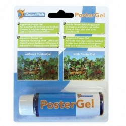 SuperFish Poster Gel - Colle pour poster - 50 ml