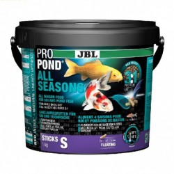 Photo de JBL ProPond All Seasons S - 1 kg chez Zone Aquatique