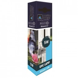 Aquarium Systems Compact UVC Lamp Ampoule UV - 5 W