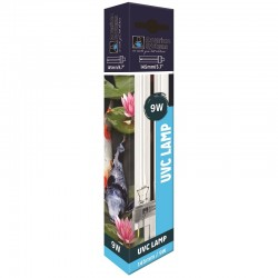 Aquarium Systems Compact UVC Lamp Ampoule UV - 9 W